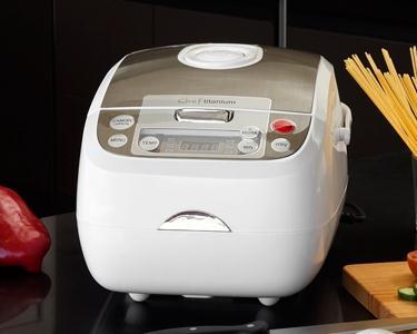 Robot de Cozinha Chef Titanium