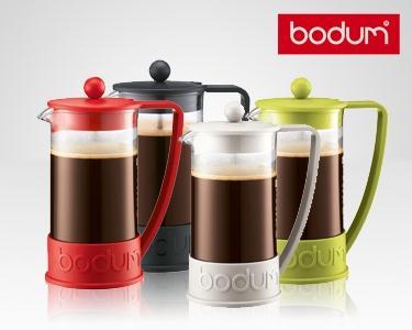 Cafeteira Bodum® - Design & Sabor