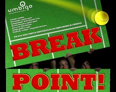 Break Point - 3 Palhaços e 1 Jogo de Ténis!