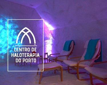 Saúde com Terapia do Sal - Porto