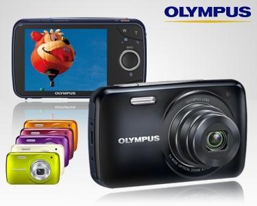 Máquina Fotográfica Olympus VH-210