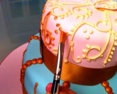 Workshop de Cake Design - Nível 1