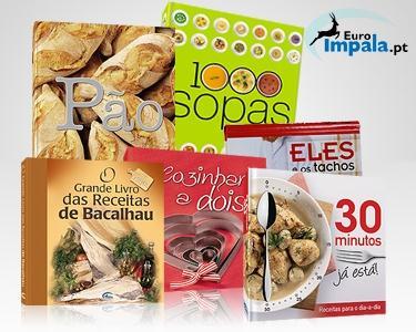 Os Melhores Livros de Culinária - Seleção IMPALA