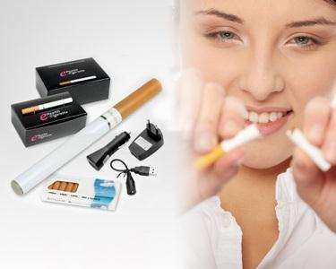 Cigarro Eletrónico c/ 10 Recargas