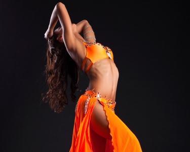 1 Mês de Aulas de Dança do Ventre ou Bellydance Fitness