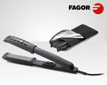 Alisador de Cabelo Fagor-Wet & Dry