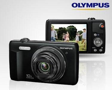 Olympus VR-340 - Escolhe a tua cor