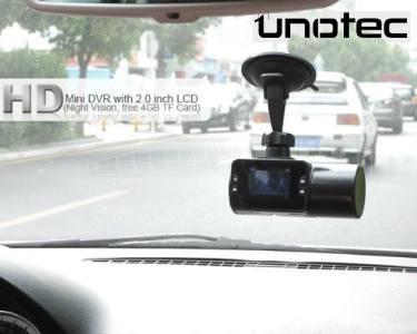 Câmara de Vídeo HD no teu Carro