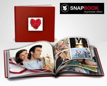 Foto-Livro Personalizado - 30 x 30cm