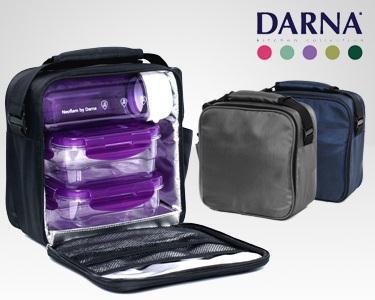 Lancheira & 3 Recipientes - Bag&Go!