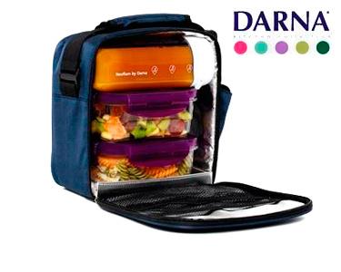 Lancheira & 3 Recipientes - Bag&Go | Darna®