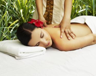 Shiatsu Massage-Equilíbrio Oriental