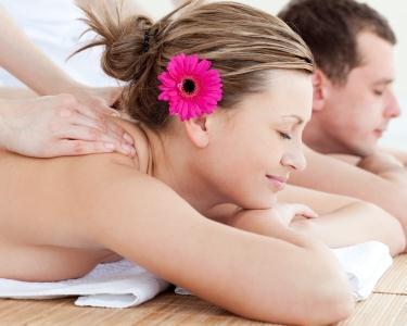 Massagem Aromas a 2 em Lisboa - 1h