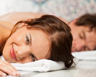 Massagem Casal Sabor Especial 1h