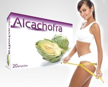Alcachofra 20 Ampolas - Boa Forma