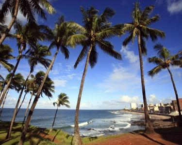 Salvador da Bahia-7 Noites Vila Galé c/Voo