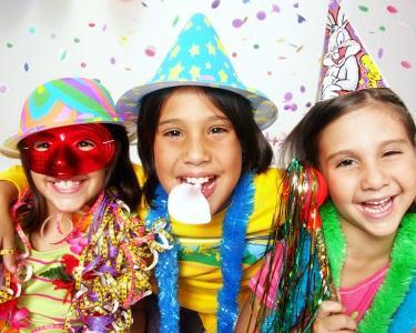 Festa de Carnaval | Lanche | Desfile de Máscaras | Jogos