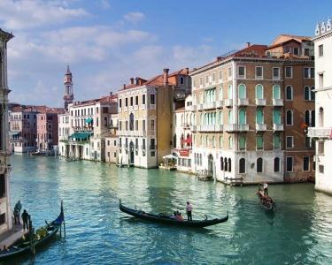 Romance em Veneza - 3 Dias c/ Voo