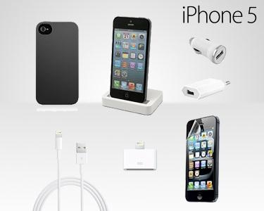 Pack Essencial de iPhone 5
