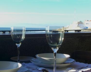Jantar Completo a Dois - Vista Mar
