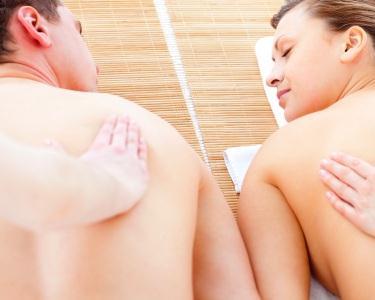 Massagem Ayurvédica para os Dois