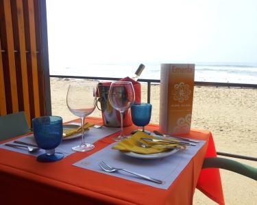 Jantar Romântico com Vista Mar - Costa da Caparica