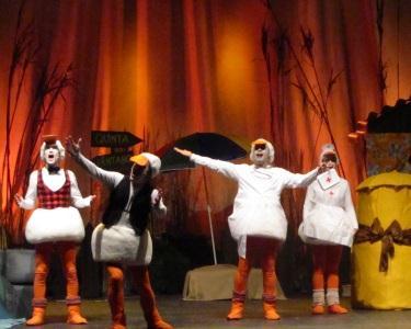 Quack 'O Patinho Feio' | O Musical