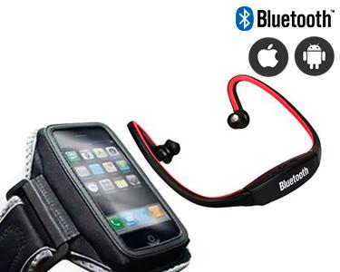 Running Bluetooth - Escolhe a Opção
