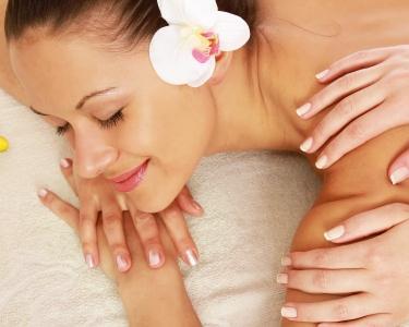 Massagem Exótica com Óleo Sapoti