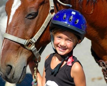 Aluguer de espaço para Festas de Aniversário+Passeio a Cavalo