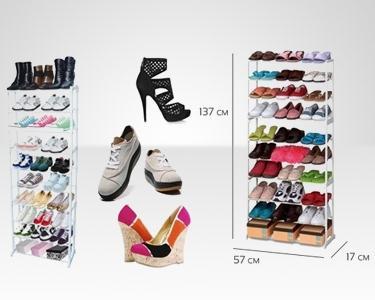 Armário Organizador de Sapatos