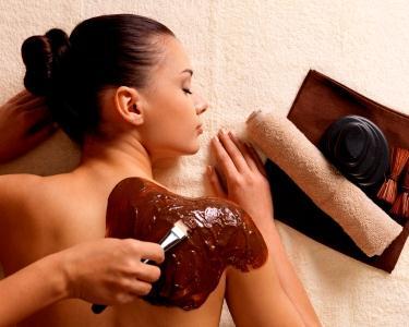 Massagem Chocolate com Esfoliação 45min