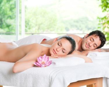 Massagem Fresh Love a Dois