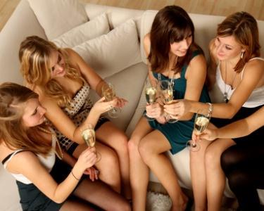 Girls Sexy Meeting - até 15 pessoas
