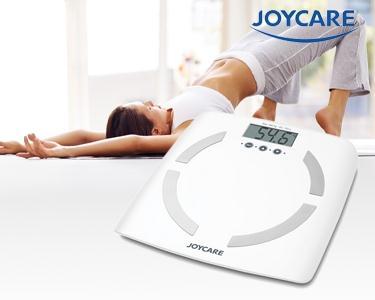 Balança Mede Gordura e Água Corporal