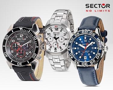 Relógio Sector - No Limits!