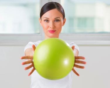 PhysioBall Massage