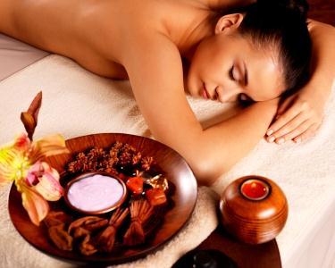 Massagem à escolha | Velas OU Chocolate OU Geotermal