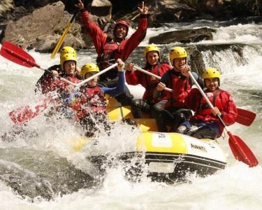 Rafting no Rio Paiva - Máxima Adrenalina