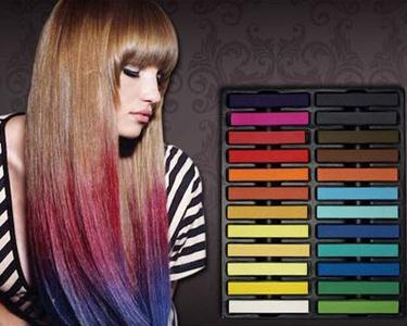 Kit Hairstyle 24 Cores