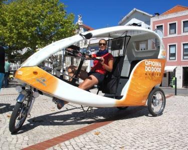 Passeio Bolina + Tapas & Wine a 2 | Aveiro
