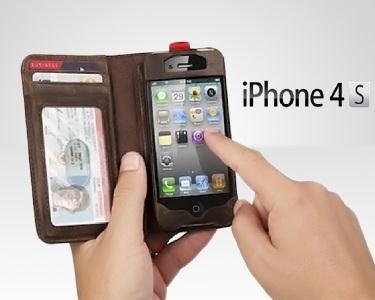 Carteira para iPhone e Cartões