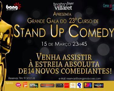 Gala de Finalistas - Stand Up Comedy