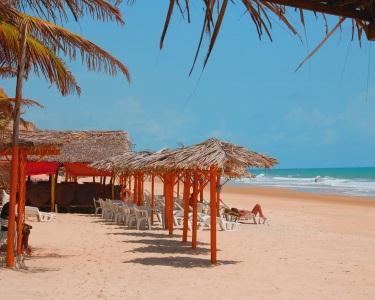 Fortaleza - 8 Dias Maio a Julho C/ Voo