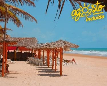 7 Nts em Fortaleza - Verão C/Voo