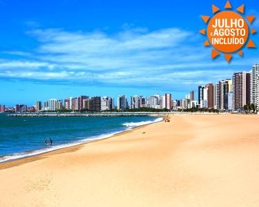 Verão no Brasil! Fortaleza | Voos + 7 Noites Inesquéciveis