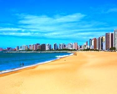 Férias em Fortaleza | Brasil | Voos + 7 Noites Inesquéciveis