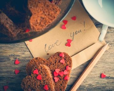 Dedicatória de Amor + Pequeno-Almoço