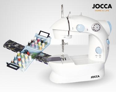 Set Máquina de Coser e Costurar