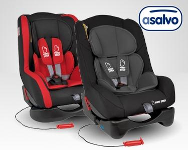 Cadeira Auto Para Bebé - 0 -18 kg